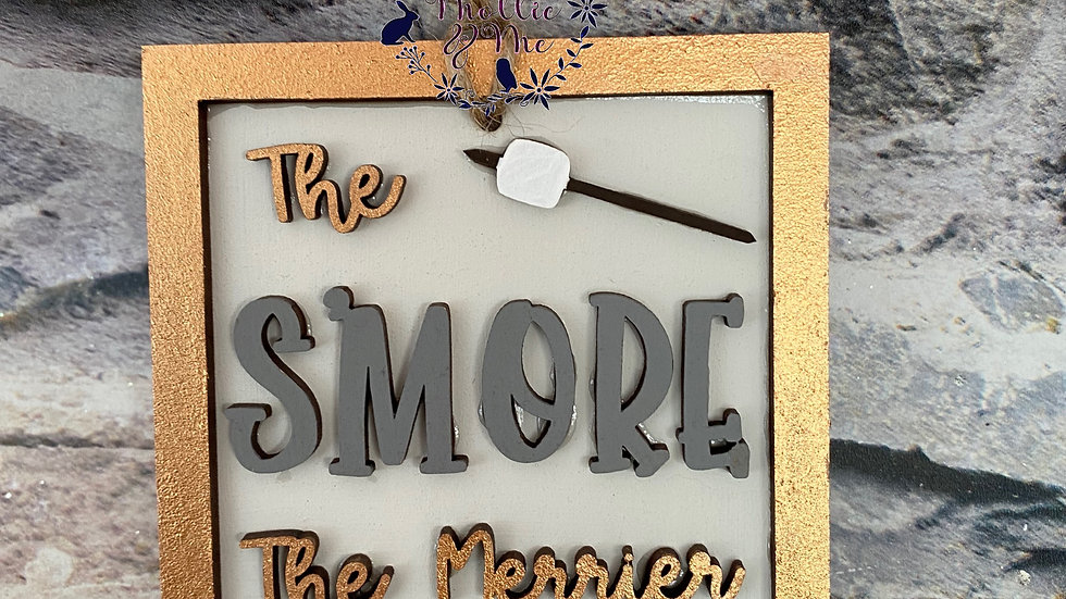The smore the merrier