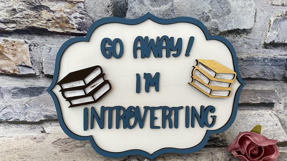 Go away I'm interverting