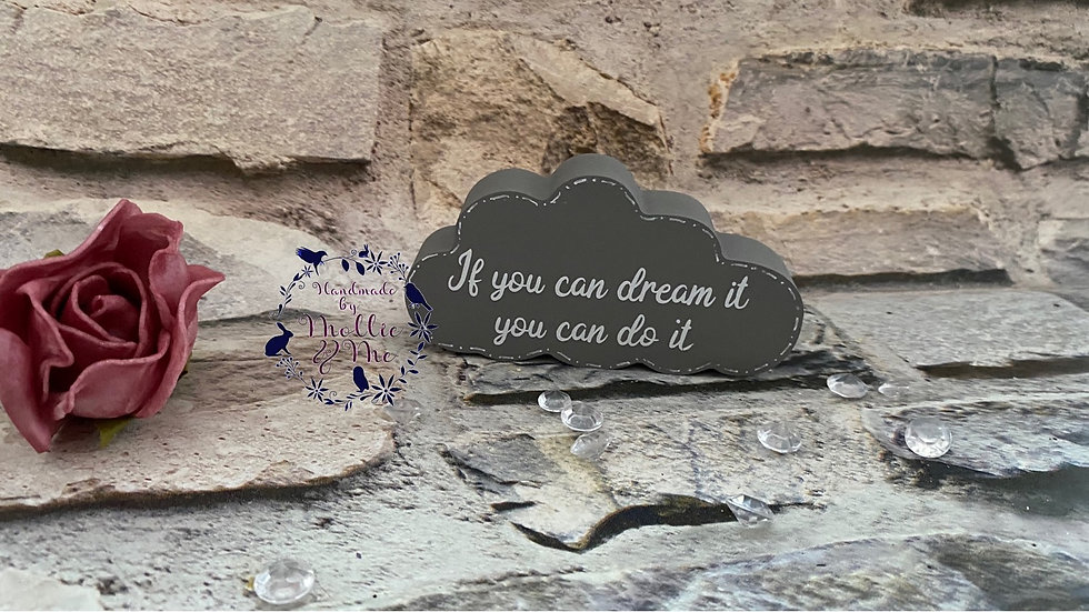 If you can dream it you can do it cloud