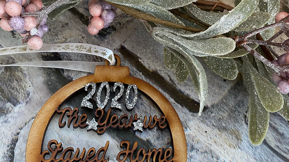 The Year we stayed home - Surname