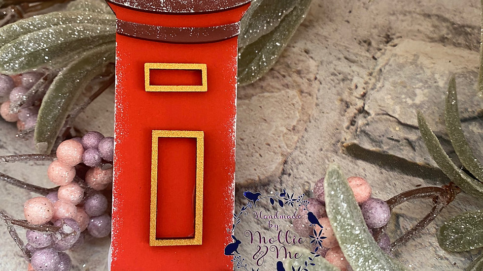 Personalised postbox