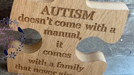 Autism jigsaw