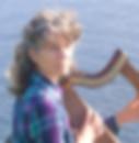 Violaine Mayor harpiste