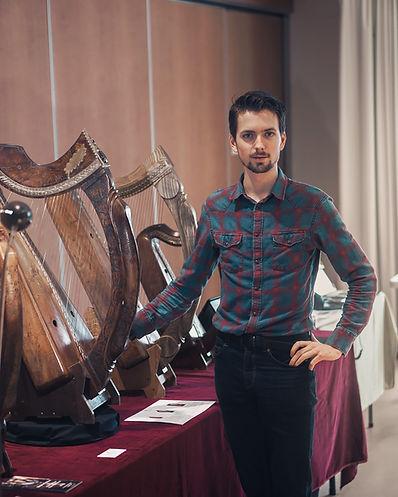 Hapes Herrou Luthier Mikaël Herrou
