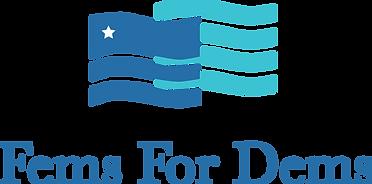 Fems for Dems logo.png