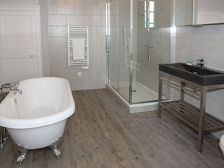 Salle de bains 100% bien-être