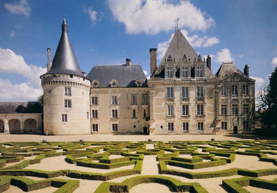 Chateau d'Azay-Le-Ferron