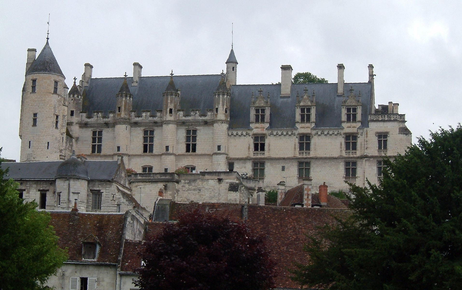 Royal Lodge in Loches