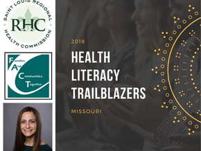 Missouri health literacy trailblazers lead the way