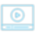 Icon of website video player