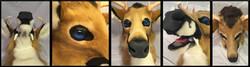 Fanged Deer