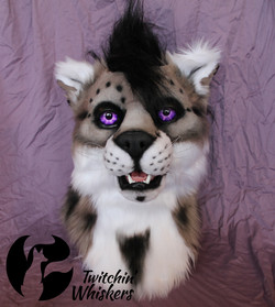 Nixxian Snow Leopard