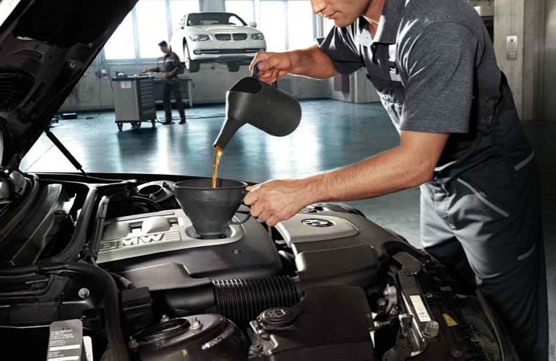 Basic Oil Service
