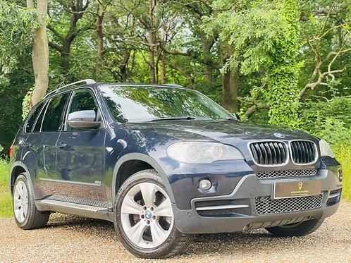2007 (07) BMW X5 3.0D
