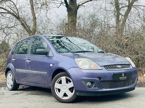 2006 (06) Ford Fiesta Zetec 1.4 Petrol