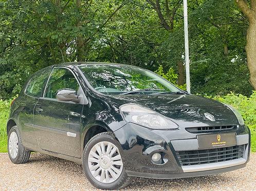2012 (62) Renault Clio 1.2