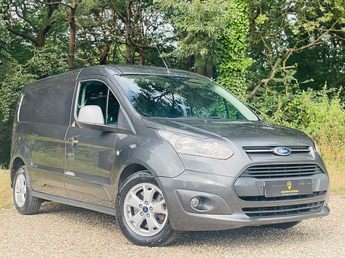 2016 (16) Ford Transit Connect Limited LWB 1.5 TDCI