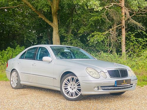 2005 (55) Mercedes E320 CDI Avantgarde Auto