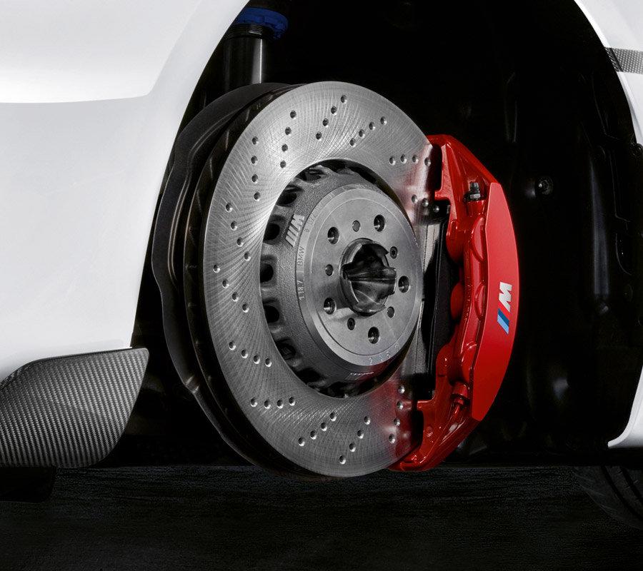 Front Brake Pad Service