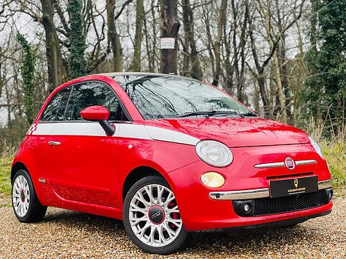 2009 (59) Fiat 500c Automatic