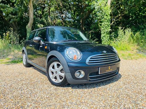 2007 (57) Mini Cooper D