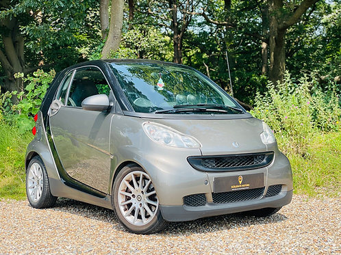 2009 (59) Smart Fortwo 1.0 MHD Passion