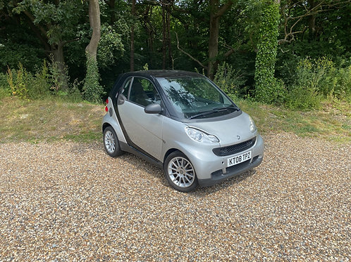 Smart Fortwo 1.0 Soft touch