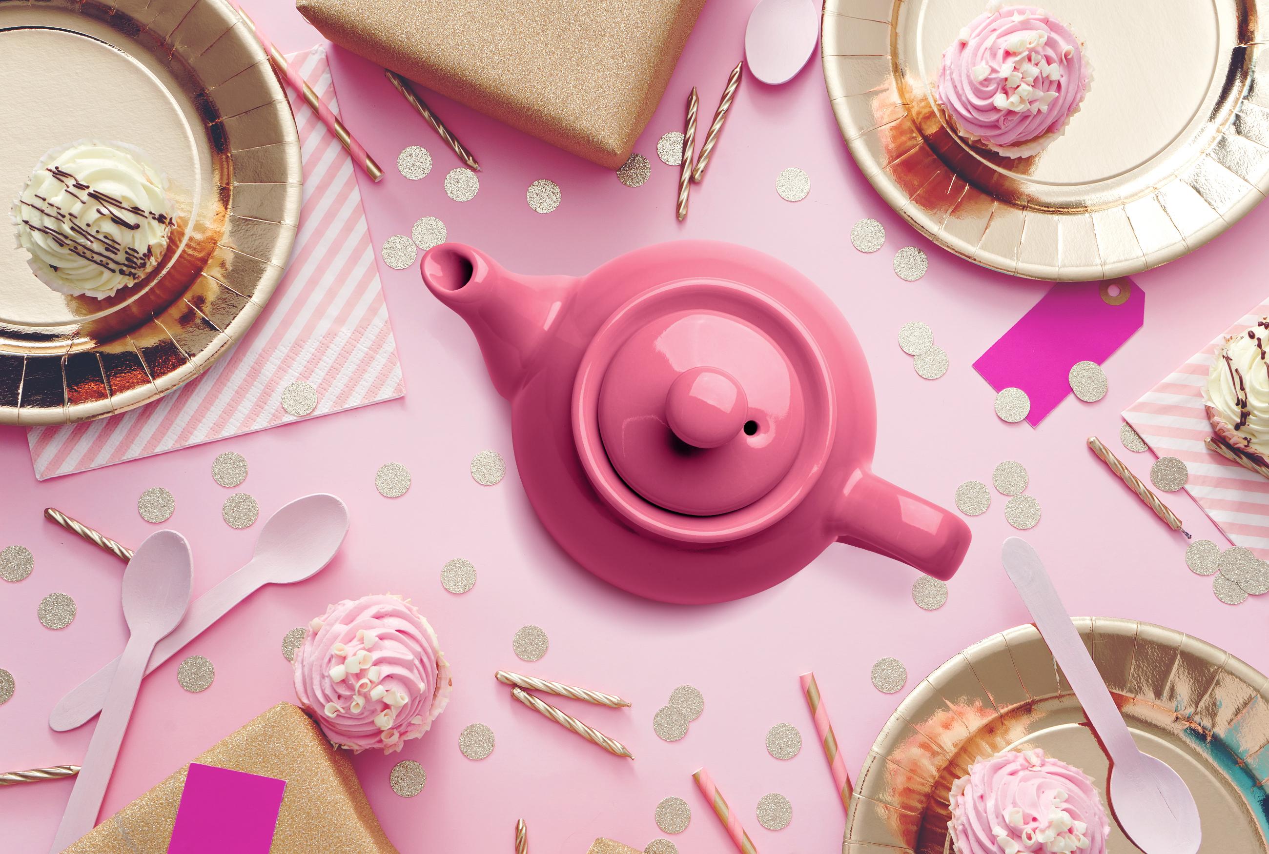 Party-Teekanne