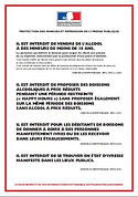 Protection des mineurs bars & restaurants