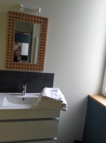 Salle de bains attenante à la chambre _m
