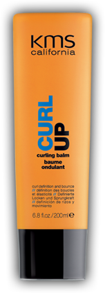 CURL UP CURLING BALM