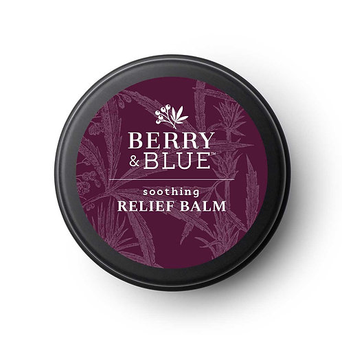 Berry & Blue Relief Body Balm