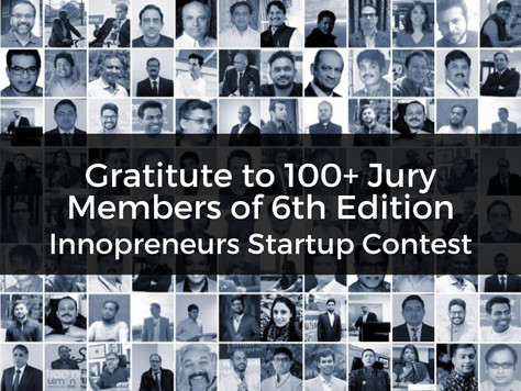 Recognizing 100+ Intellectuals Who Helped Us Co-Creating 6th Edition!