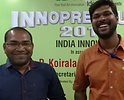 Innopreneurs 2017 - 2nd Runner Up - Rakesh Tembhurne, Atul Lalsare
