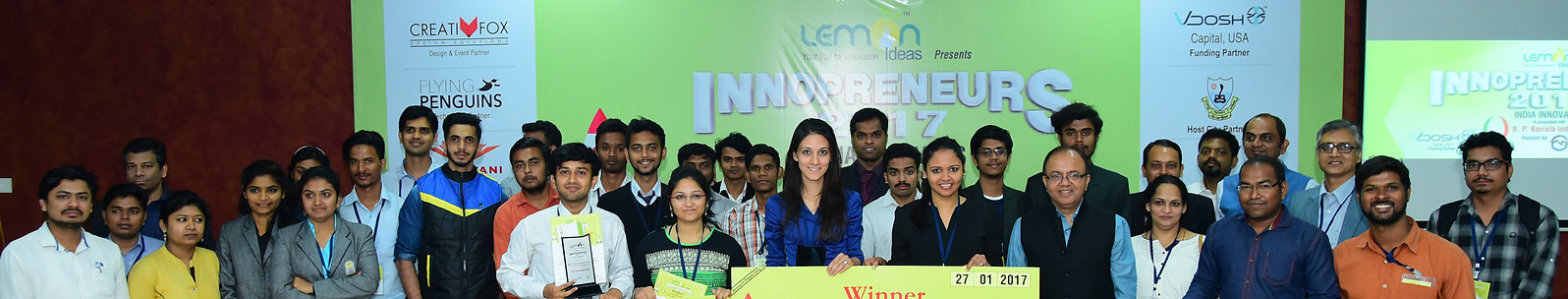 Innopreneurs Winners 2017