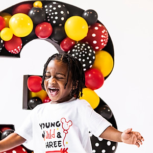 Trae turns 3 [PROOFS]