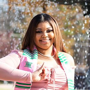 Graduate Kayla
