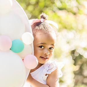 Baylee turns 2