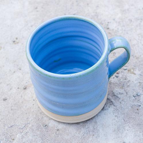 Loaf Pottery Sky Mug