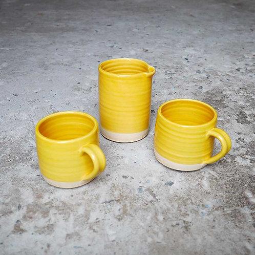 Loaf Pottery Espresso Set Butter Cup