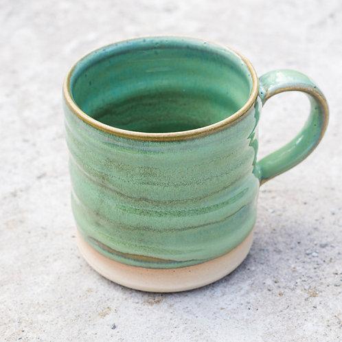 Loaf Pottery Sage Mug
