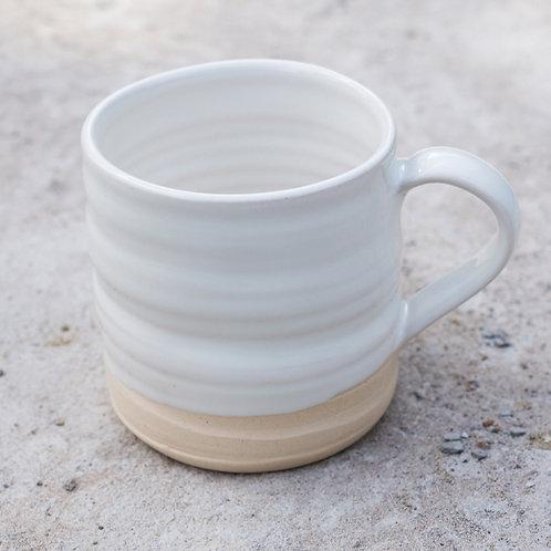 Loaf Pottery Snow Mug