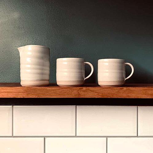 Loaf Pottery Espresso Set