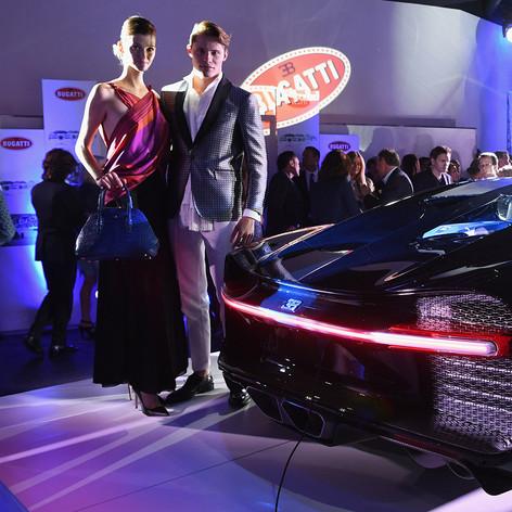 The Blue of Monte Carlo: Bugatti Lifestyle boutique opening