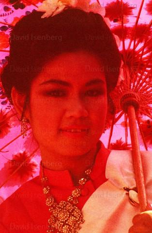 A Beauty Contestant, Thailand