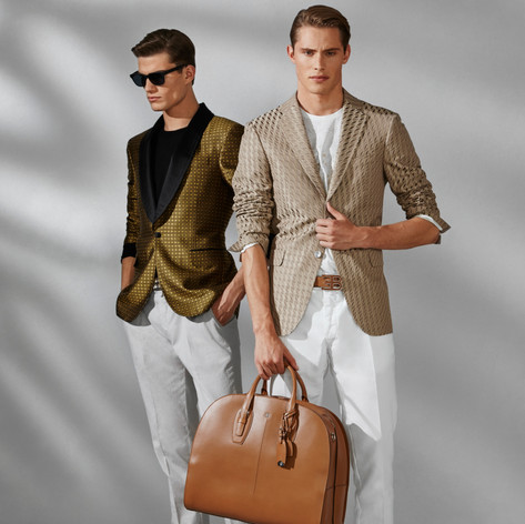 Ettore Bugatti Collection SS2016