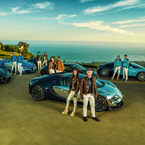 Les Légendes de Bugatti Collection