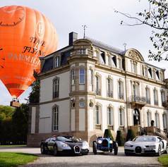 Parmigiani Fleurier Bugatti Type 390 Presentation