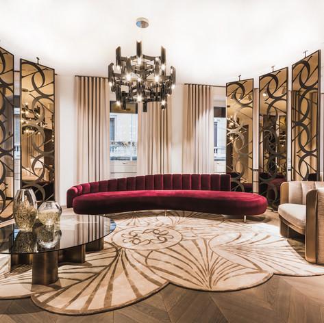 ELIE SAAB Maison Milan Showroom