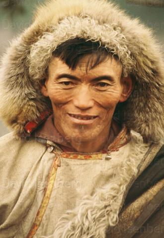 Mountain Man, Sechuan, China